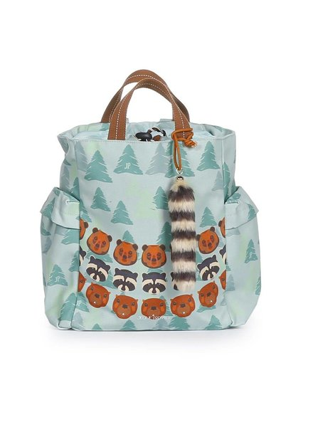 Jeune Premier Backpack Billie Mini Forest Boys