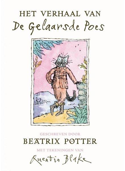 Uitgeverij De Vier Windstreken Verhaal van de gelaarsde poes