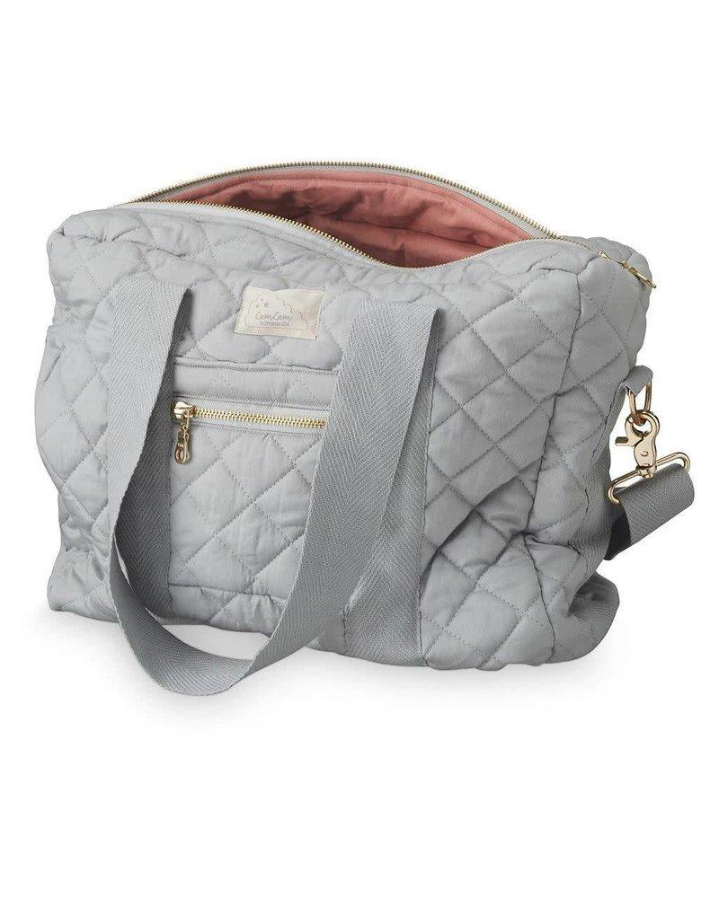 Cam Cam Nursing bag grey