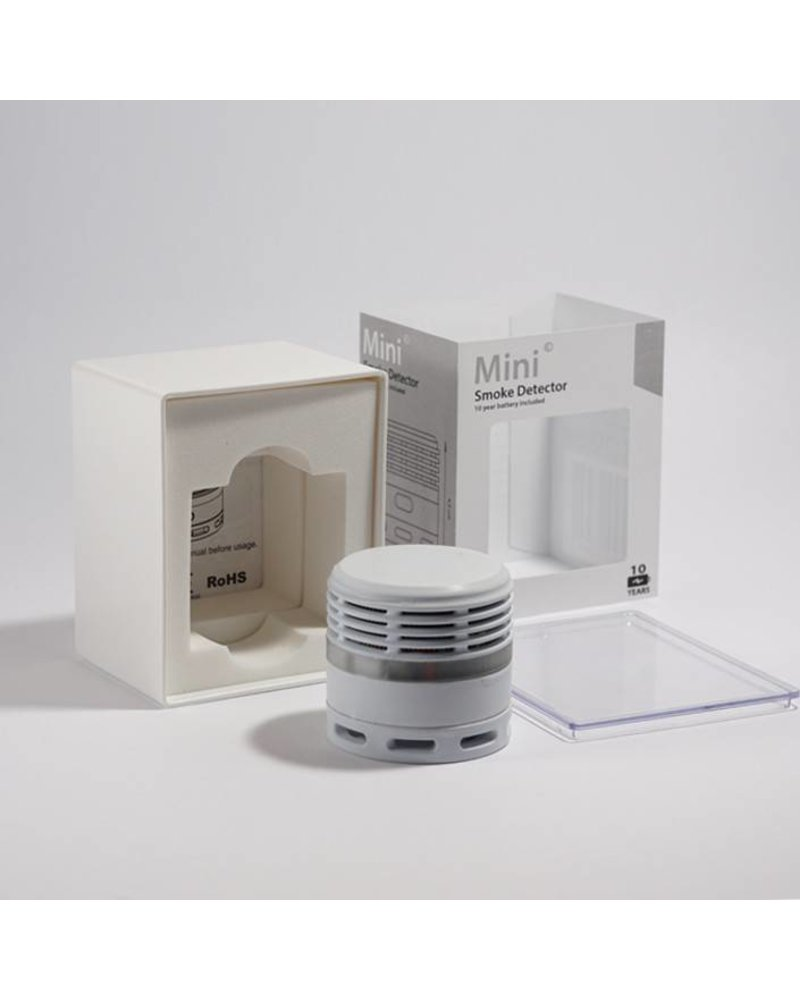Flow Rookdetector mini - green