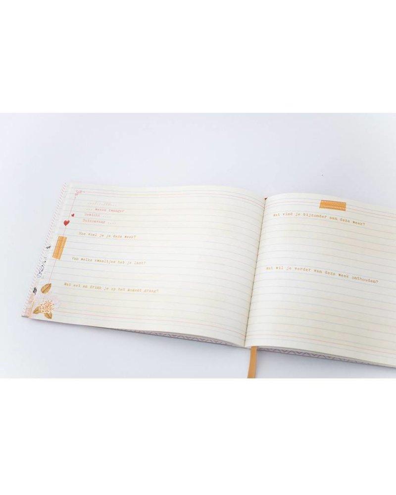 Pimpelmees Zwangerschapsdagboek