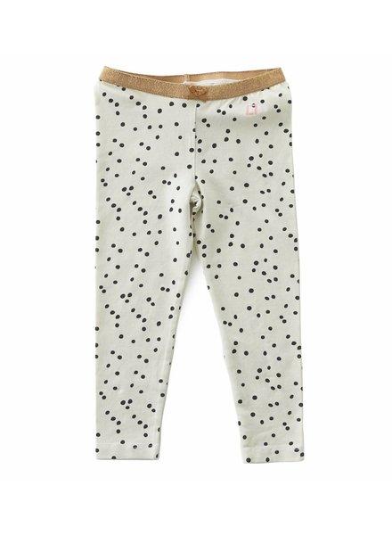 Little Label legging  -  black specks