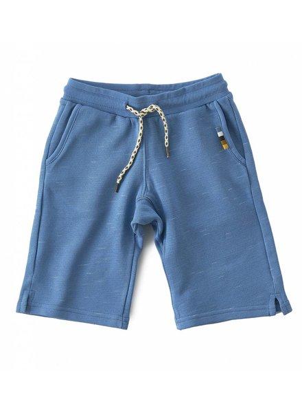Little Label sweat shorts boys   -  summer sky blue