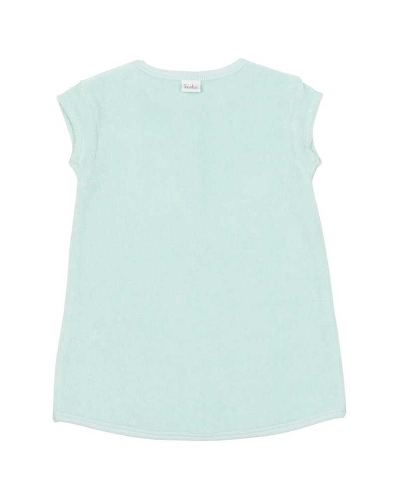Koeka Coconut Grove Dress bright mint