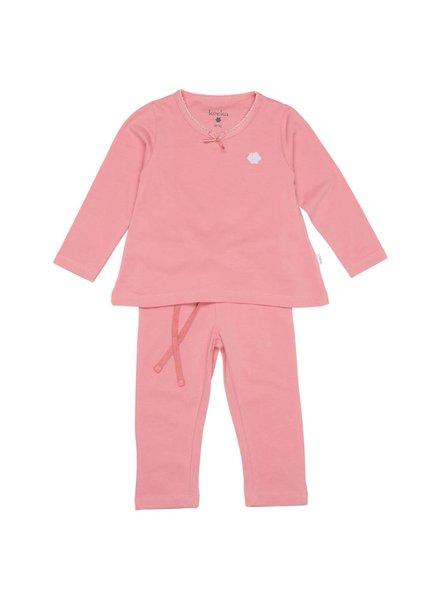 Koeka Cloud pyjamas blush pink
