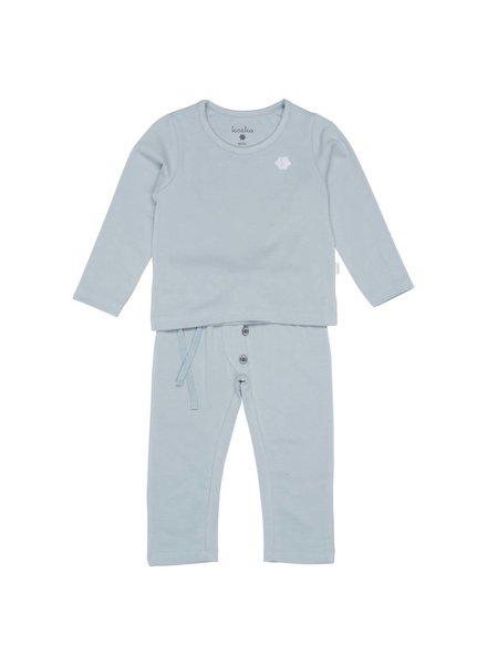 Koeka Cloud pyjamas soft blue