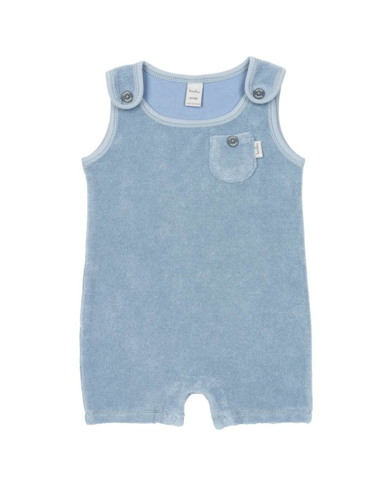 Koeka Coconut Grove jumpsuit short soft blue