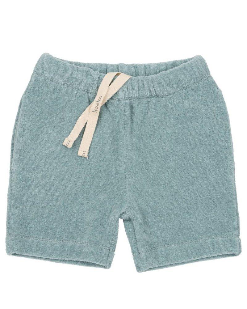 Koeka Coconut Grove shorts sapphire