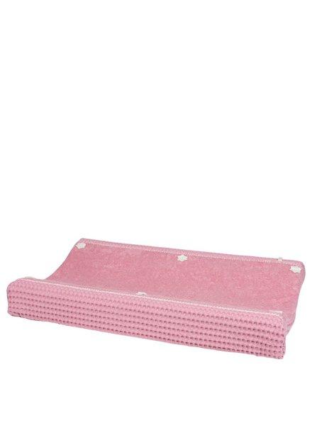 Koeka Waskussenhoes Amsterdam - Blush pink