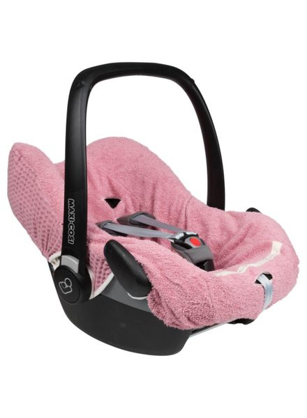 Koeka Hoes voor Maxi Cosi Antwerp - Blush pink