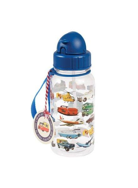 Rexinter Drinkfles - Vintage Transport Kids