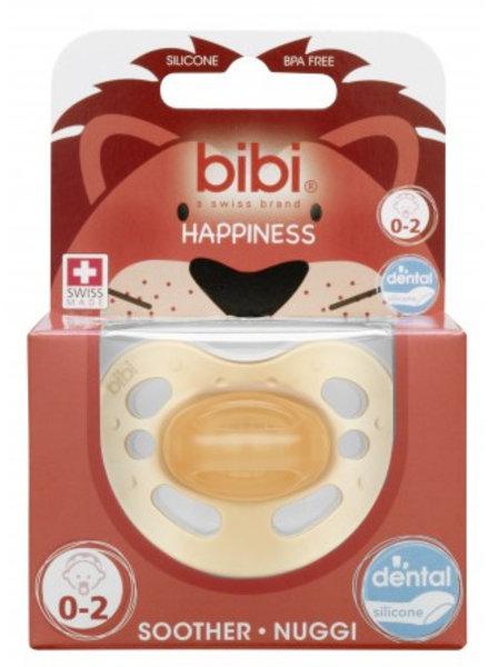 Bibi Fopspeen Newborn Colours Oranje 0-2M Dental