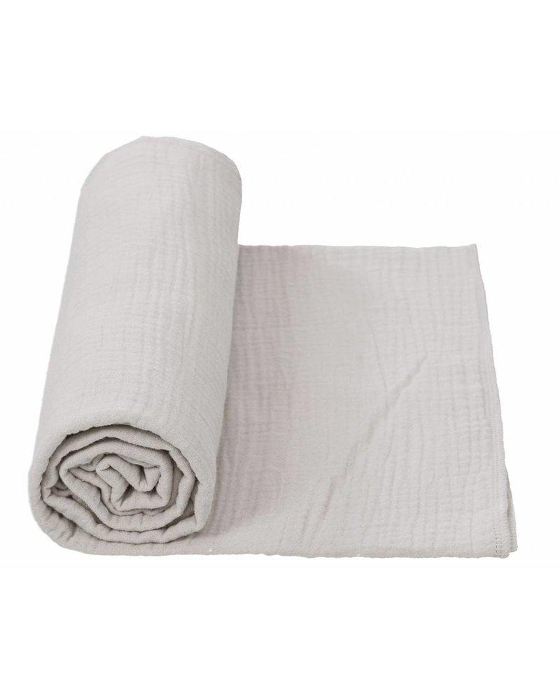 Cottonbaby Cottonsoft multidoek XL lichtgrijs