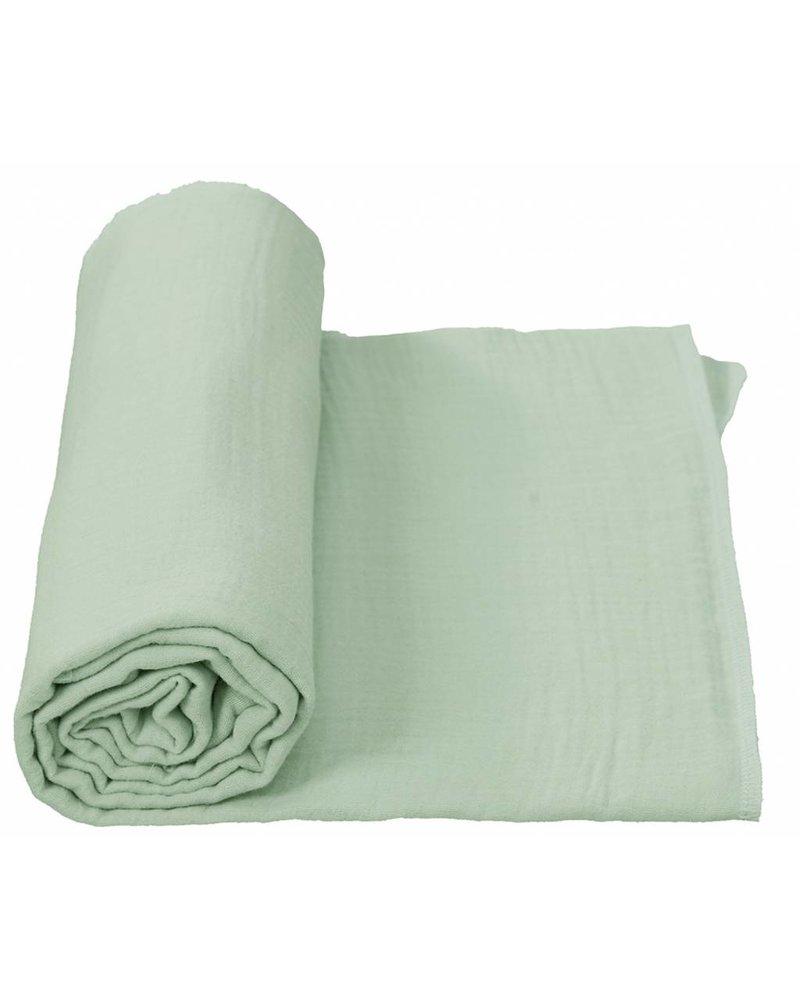 Cottonbaby Cottonsoft multidoek XL mint