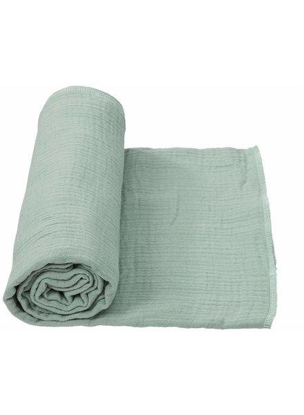 Cottonbaby Cottonsoft multidoek XL oudgroen