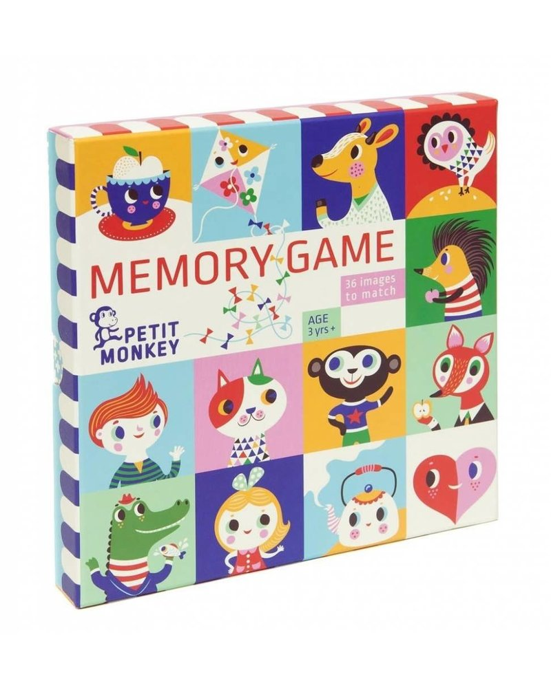 Petit Monkey Memory game
