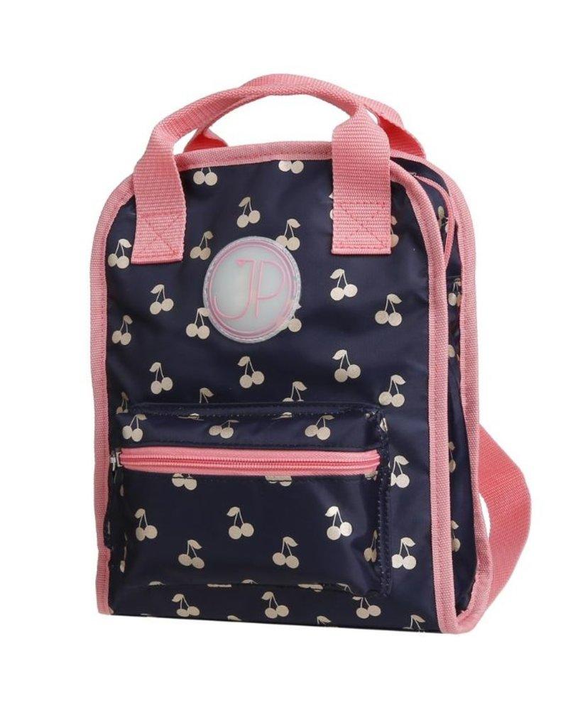 Jeune Premier Backpack Amsterdam Small Cherry