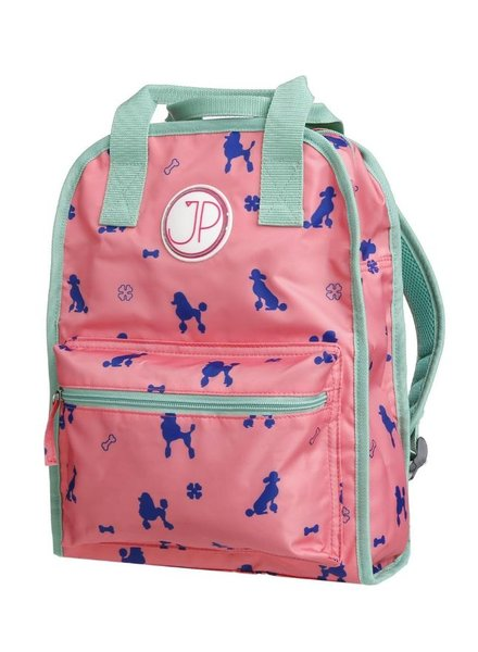 Jeune Premier Backpack Amsterdam Large Poodle