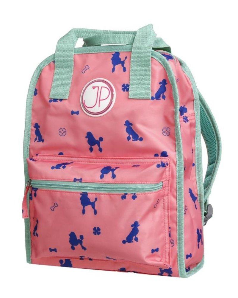 Jeune Premier Backpack Amsterdam Large Poodle