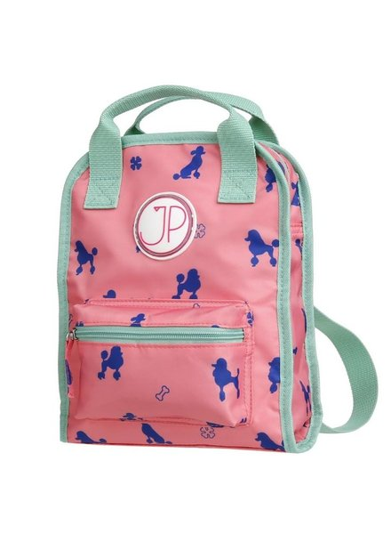 Jeune Premier Backpack Amsterdam Small Poodle