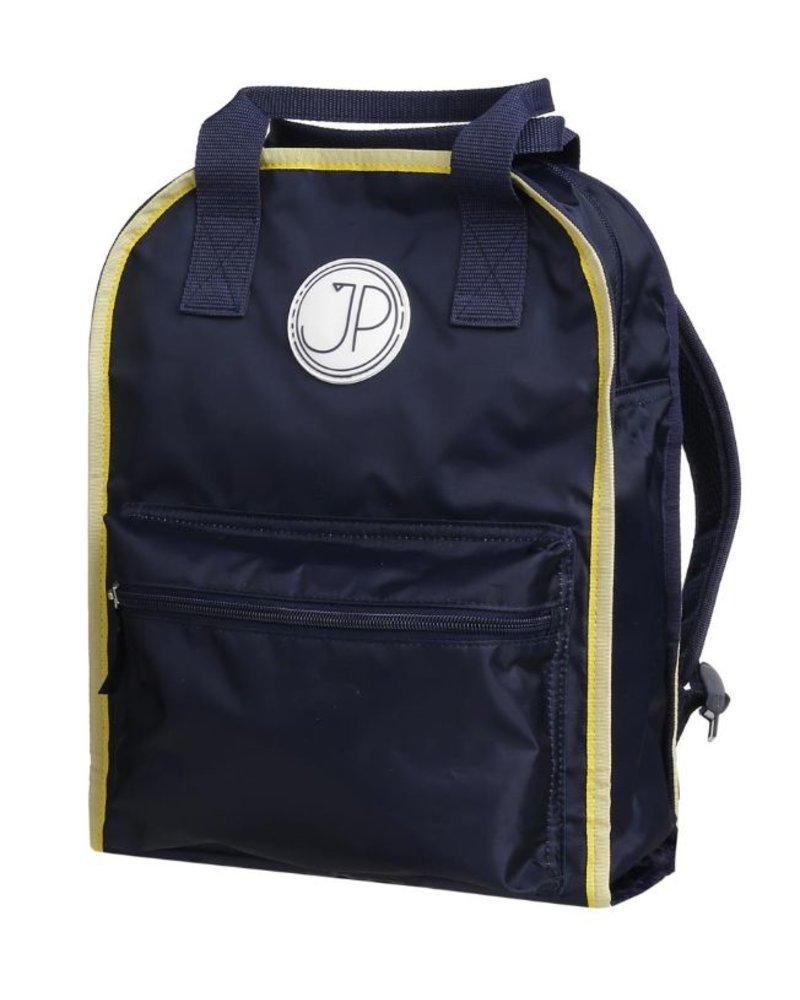 Jeune Premier Backpack Amsterdam Large Navy Blue