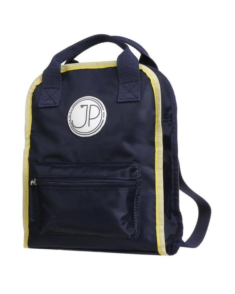 Jeune Premier Backpack Amsterdam Small Navy Blue