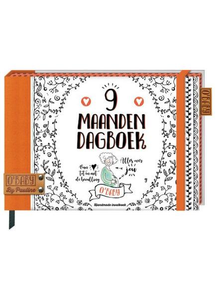 ImageBooks O'Baby By Pauline - 9 Maanden Dagboek