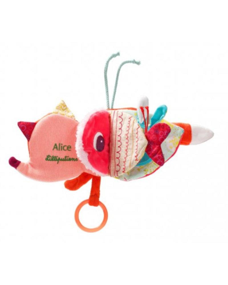 Lilliputiens Alice Knuffelbladeren