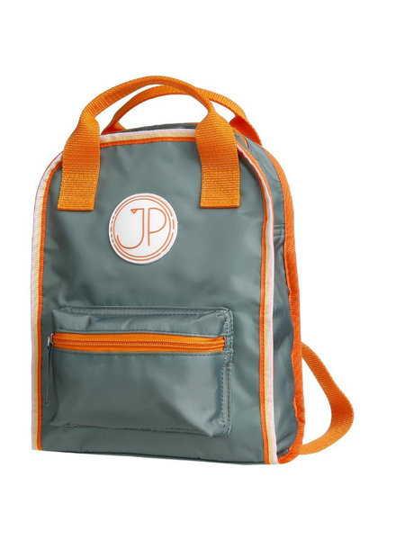 Jeune Premier Backpack Amsterdam Small Kaki Green