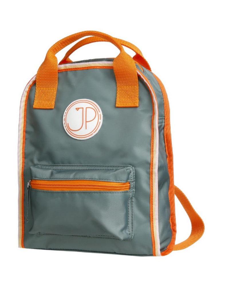 Jeune Premier Backpack Amsterdam Small Kaki Green