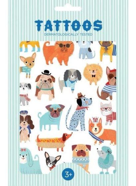 Petit Monkey Tattoos Dogs