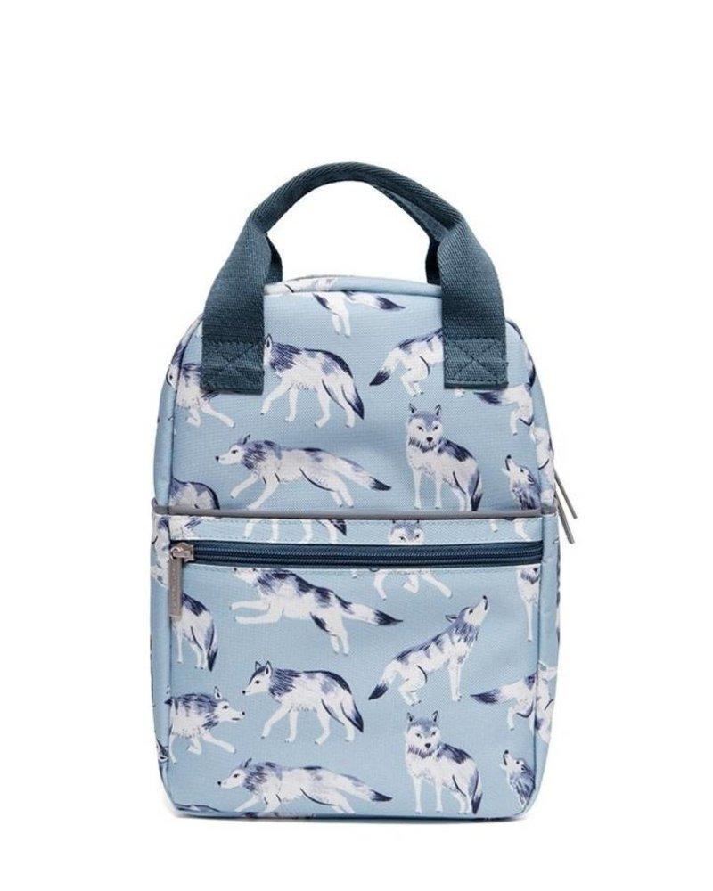 Petit Monkey Backpack wolves