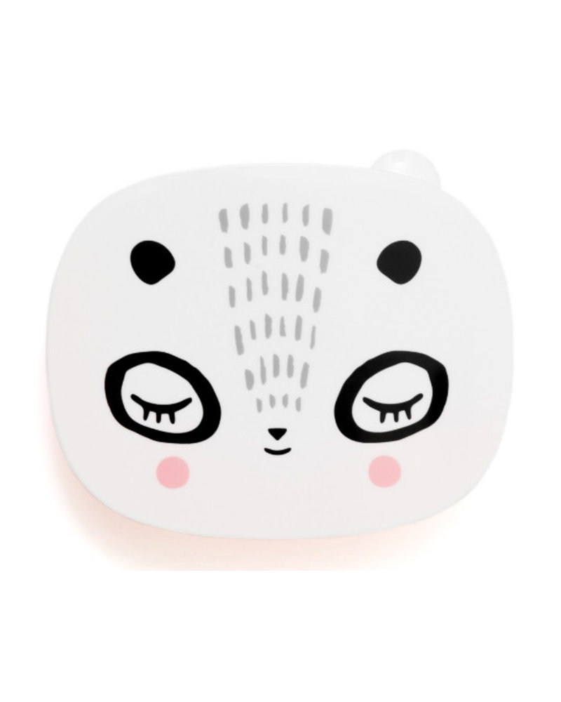 Petit Monkey Lunchdoosje - Misses Panda