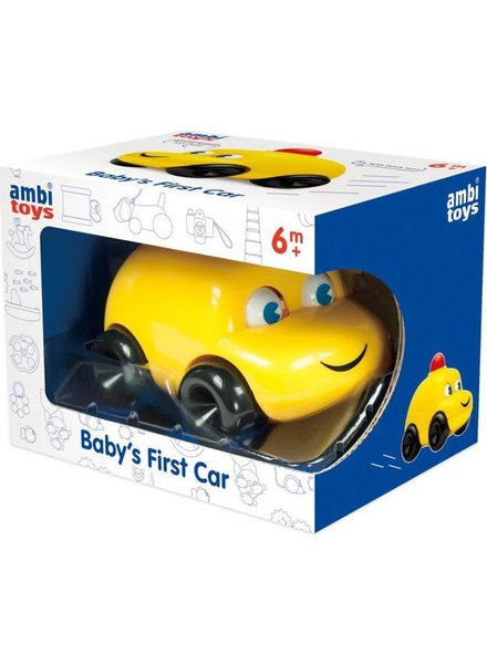 Ambi Toys Baby's first car