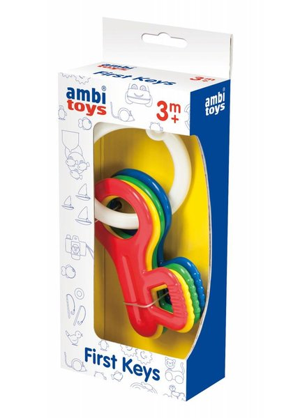 Ambi Toys First keys