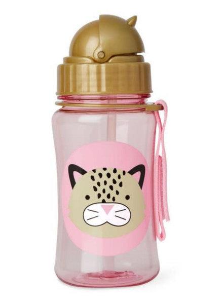 Skip Hop Zoo Straw Bottle - Leopard