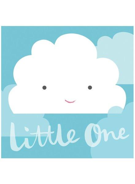 Little One Cloud Card