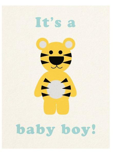 Rexinter It's A Baby Boy Card