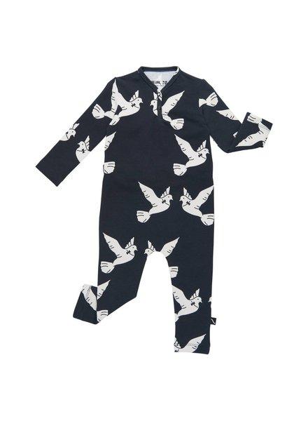 CarlijnQ Jumpsuit - Love birds