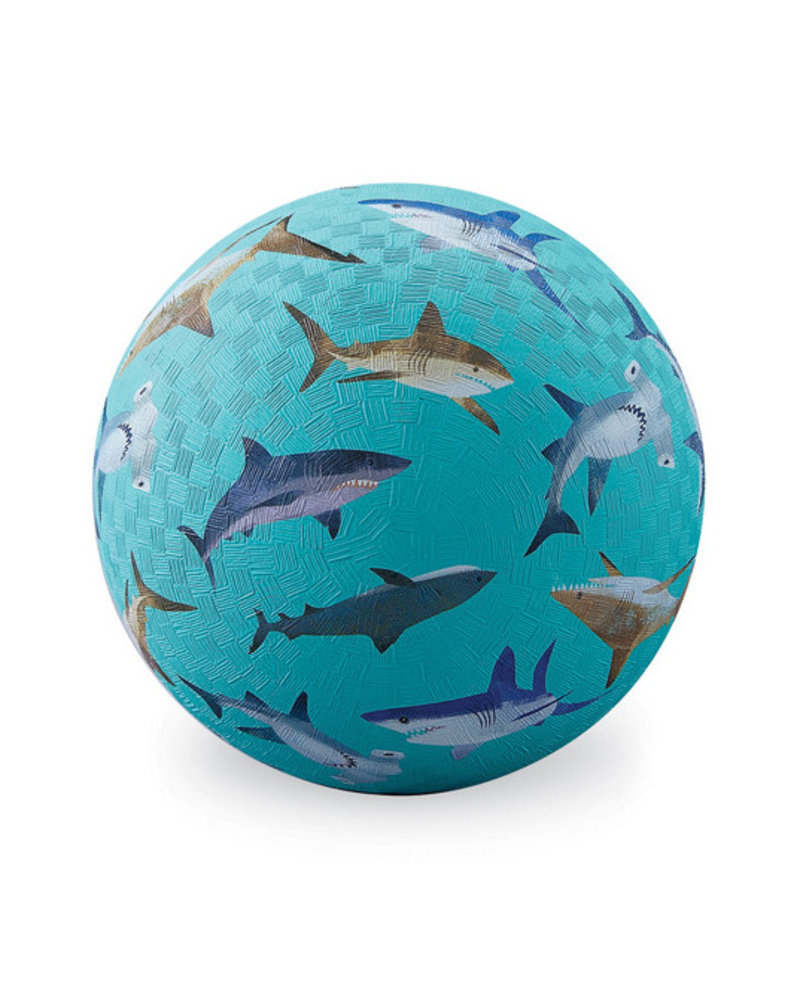 Crocodile Creek 18 cm Playball - Sharks