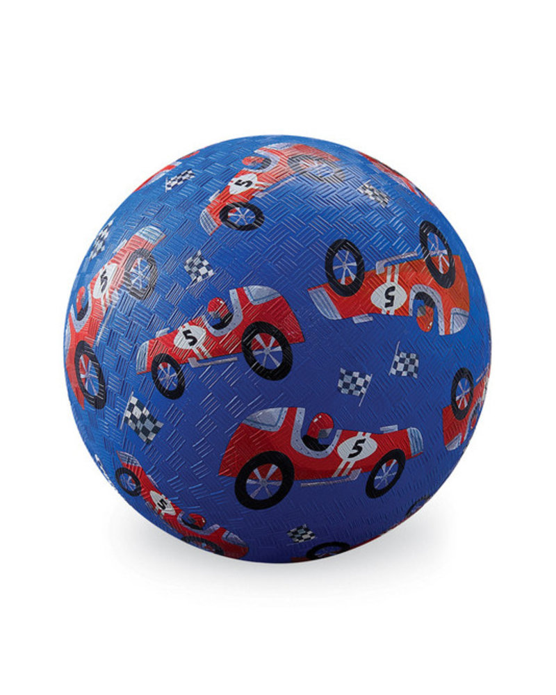 Crocodile Creek 18 cm Playball - Race Cars
