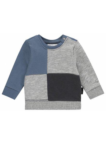 Noppies Sweater ls Towson - Indigo blue - maat 50 & 56