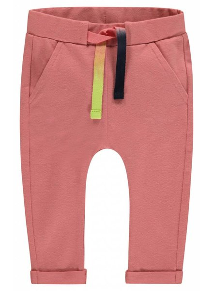 Noppies Pants jrsy slim Trumbull - Old Pink