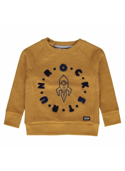 Tumble n Dry Kingsley - mustard yellow