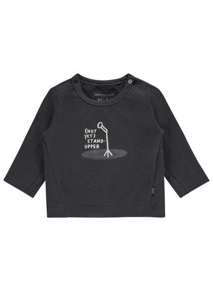 Imps & Elfs T-shirt Long Sleeve - Dreamy blue light - maat 74 & 80