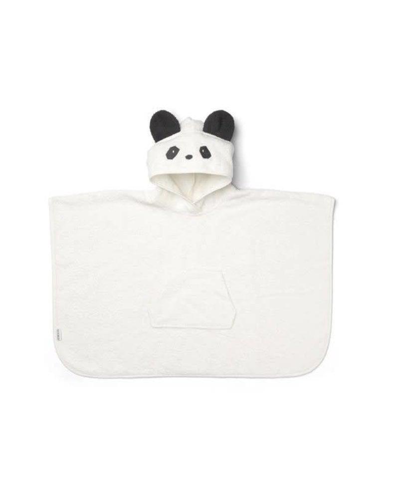 Liewood Orlo poncho panda (4-6 yr)