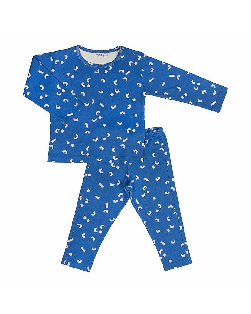 Trixie Baby 2-delige pyjama | maat 4 j Play