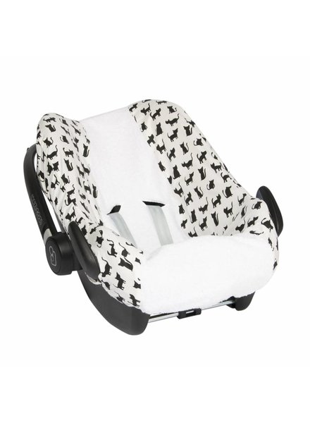 Trixie Baby Hoes autostoel cabrio Cats
