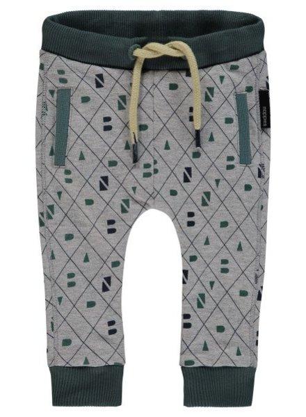 Noppies Pants sweat comfort Villas - Light Grey Melange - maat 50
