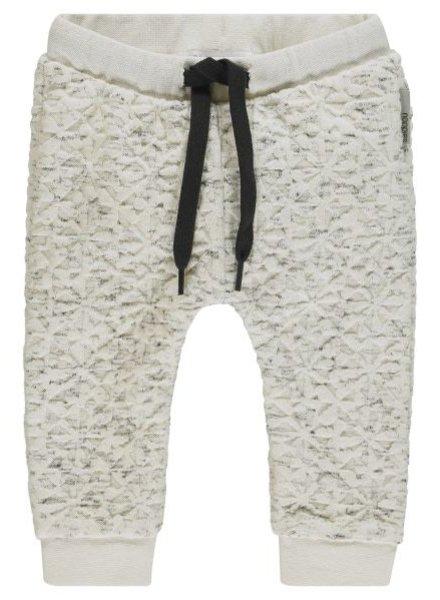 Noppies Pants sweat slim Vinton - Optic White